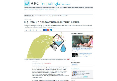 Big Data, un aliado contra la internet oscura