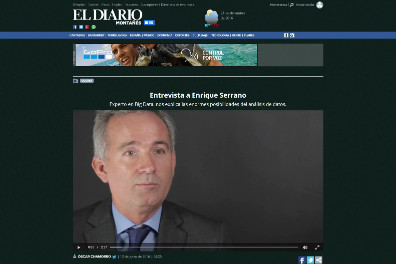 Interview to Enrique Serrano in